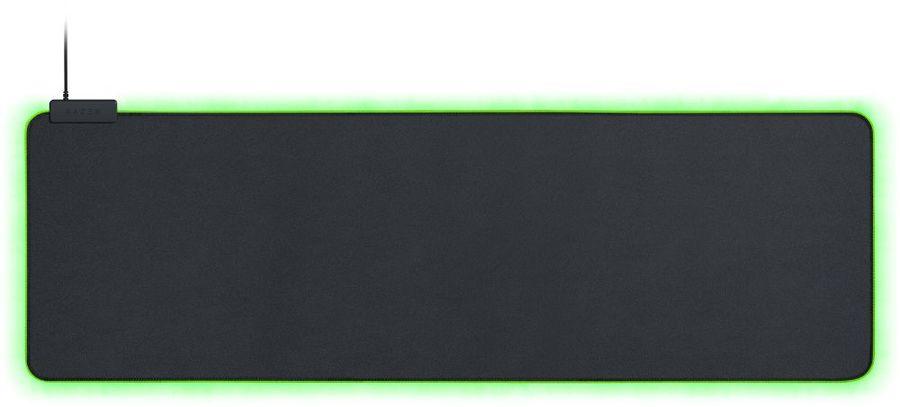 Коврик для мыши RAZER Goliathus Chroma Extended,  черный/зеленый [rz02-02500300-r3m1]