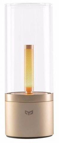 Ночник Xiaomi Yeelight Atmosphere Candela поликарбонат золотистый