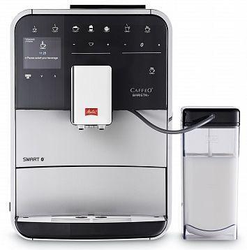 Кофемашина MELITTA Caffeo F 830-101,  серебристый/черный