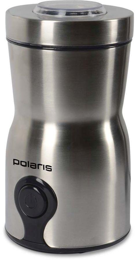 Кофемолка POLARIS PCG 1216A,  серебристый