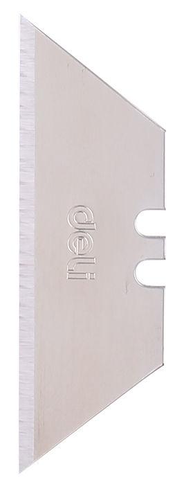 Лезвия Deli E78001 Expert сталь серебристый (упак.:10шт)