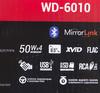 Автомагнитола ACV WD-6010,  USB,  microSD вид 12