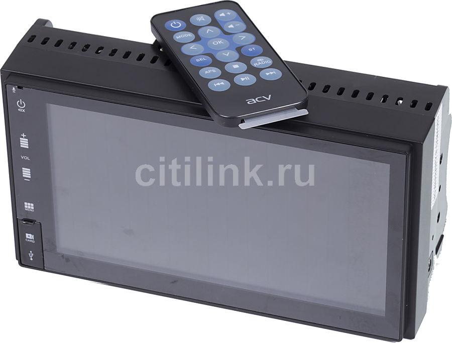 Автомагнитола ACV WD-6010,  USB,  microSD