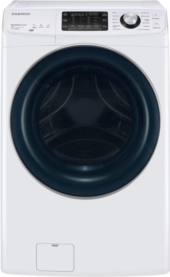Стиральная машина DAEWOO HighWash DWD-PFD12WP, фронтальная загрузка,  белый