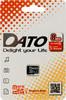 Карта памяти microSDHC UHS-I U1 DATO 8 ГБ