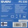 Портативная колонка SVEN PS-330,  30Вт, черный вид 12
