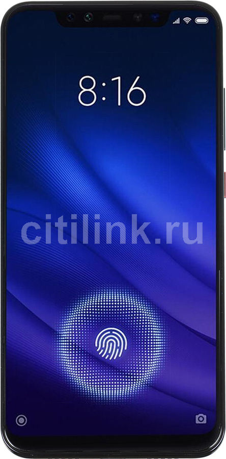 Смартфон XIAOMI Mi 8 pro 128Gb,  титан