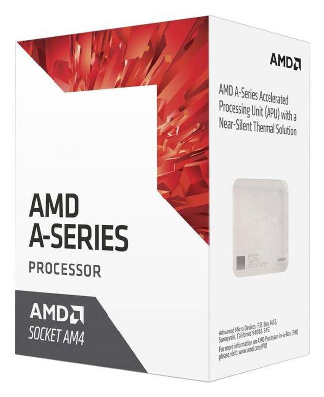 Процессор AMD A6 9400, SocketAM4,  BOX [ad9400agabbox]