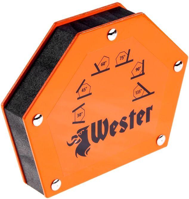 Магнитный угольник Wester WMCT75 (344442)