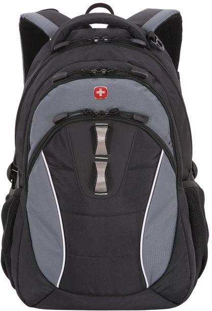Рюкзак Wenger 16062415 черный/серый 32x46x15см 22л. 0.86кг.