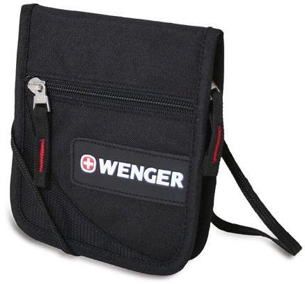 Кошелек Wenger 18312168 черный 14x16x2см