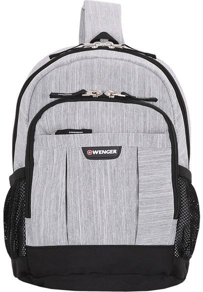 Рюкзак Wenger 2610424550 серый 24x34.3x14см 13л. 0.5кг.