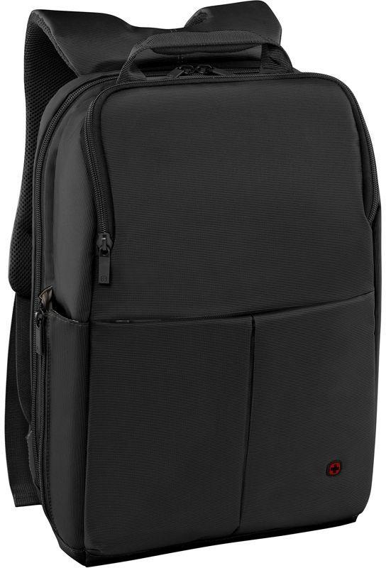 Рюкзак Wenger 601068 черный 28x47x17см 11л. 0.6кг.