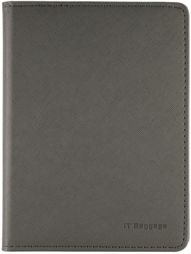 """Чехол IT BAGGAGE ITKT01-5, темно-серый,  универсальный 6"""""""