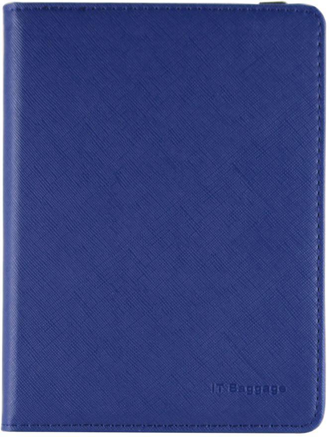 """Чехол IT BAGGAGE ITKT01-4, синий,  универсальный 6"""""""