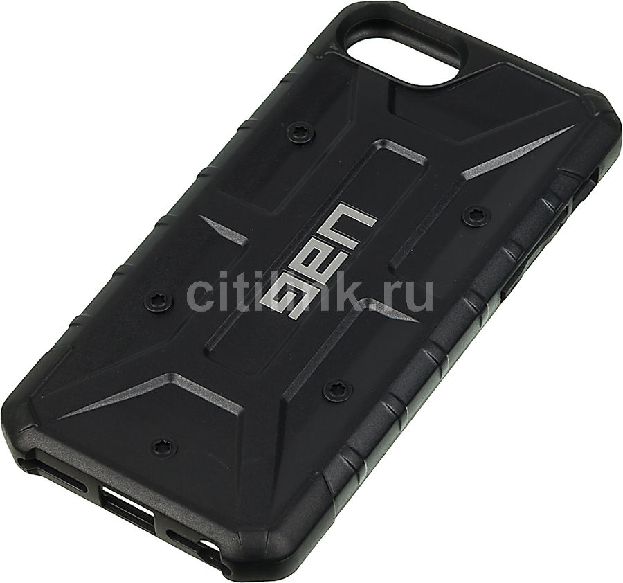 Чехол (клип-кейс)  UAG Pathfinger, для Apple iPhone 7/8, черный [iph8/7-a-bk]