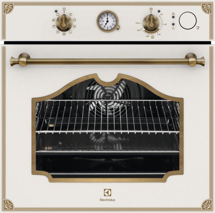 Духовой шкаф ELECTROLUX OPEB2650V,  кремовый