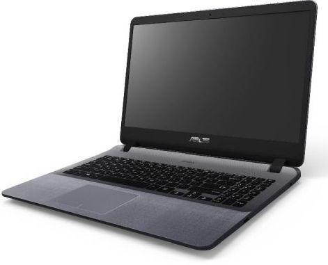 """Ноутбук ASUS A507UF-BQ362, 15.6"""",  IPS, Intel  Core i5  8250U 1.6ГГц, 8Гб, 500Гб,  128Гб SSD,  nVidia GeForce  Mx130 - 2048 Мб, Endless, 90NB0JB1-M04310,  серый"""