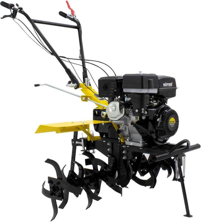 Мотоблок Huter МК-11000 (70/5/9) бензиновый 11л.с.