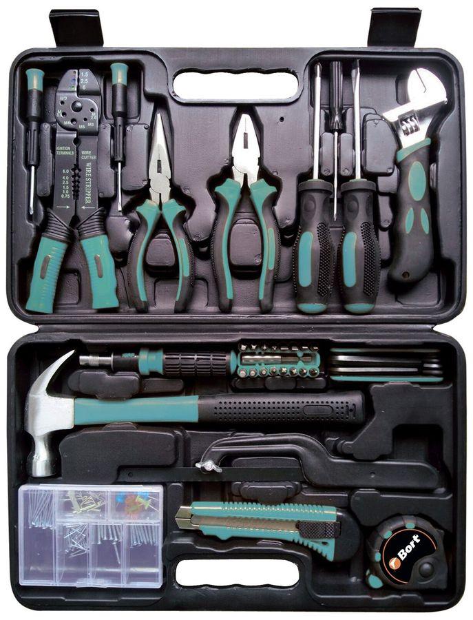 Набор инструментов BORT BTK-160,  38 предметов [91279040]
