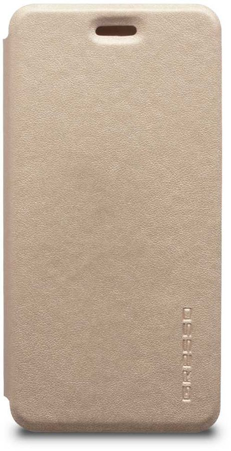 Чехол (флип-кейс)  Gresso Atlant, для Samsung Galaxy J2 (2018), золотистый [gr15atl074]