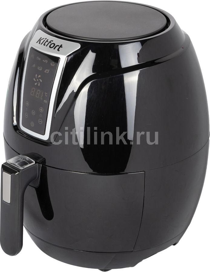 Аэрогриль KITFORT КТ-2207,  черный