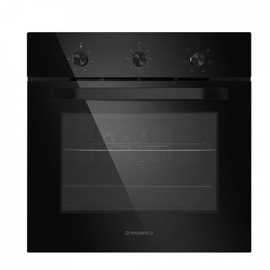 Духовой шкаф MAUNFELD EOEC.586B2,  черный