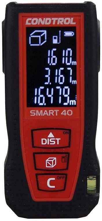 Лазерный дальномер CONDTROL Smart 40 [1-4-097]