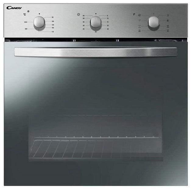 Духовой шкаф CANDY FCS612X,  нержавеющая сталь