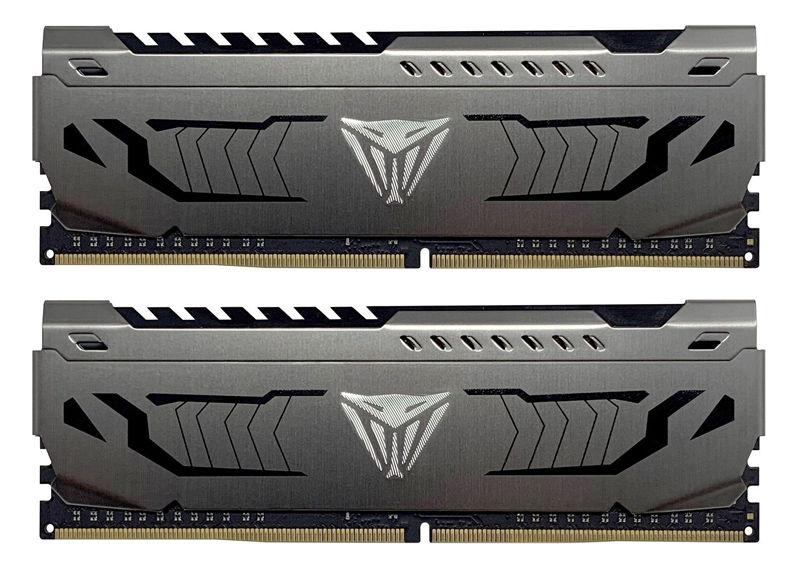 Модуль памяти PATRIOT Viper Steel PVS416G300C6K DDR4 -  2x 8Гб 3000, DIMM,  Ret