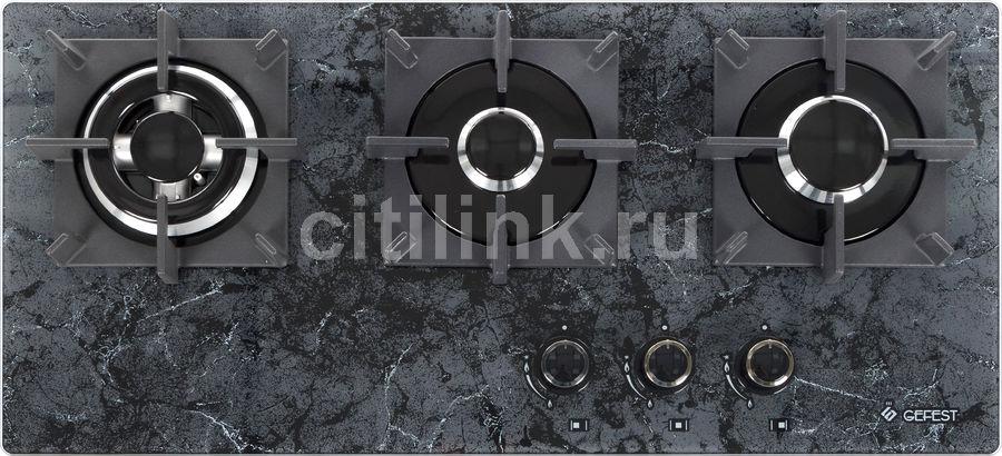 Варочная панель GEFEST СГ СН 2150-01 К93,  независимая,  черный