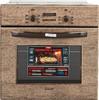 Духовой шкаф GEFEST ЭДВ ДА 622-02 К47,  коричневый вид 1