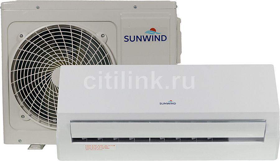 Сплит-система SUNWIND SW-07CHSA/XA83 (комплект из 2-х коробок)