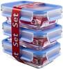Набор контейнеров Emsa 514170 0.5л. пластик наб.:3пред. (3100514170) вид 2