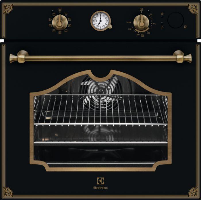 Духовой шкаф ELECTROLUX OPEB2650R,  черный