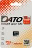 Карта памяти microSDXC UHS-I U1 DATO 128 ГБ, 80 МБ/с, Class 10, DTTF128GUIC10,  1 шт. вид 1