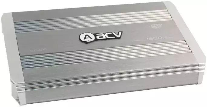 Усилитель автомобильный ACV GX-4.175,  серый [32356]