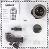 Измельчитель Bort Master Eco 390Вт черный вид 6