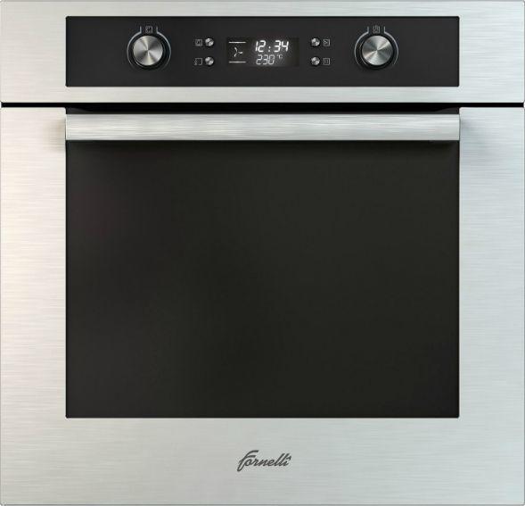 Духовой шкаф FORNELLI FEA 60 BELCANTO,  нержавеющая сталь
