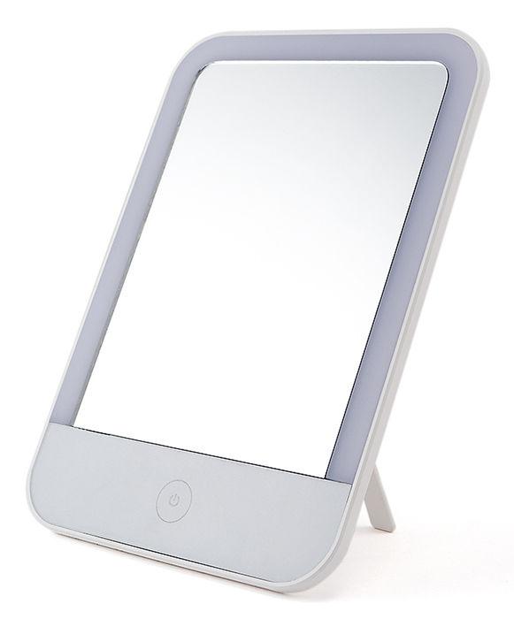 Зеркало LUCIA EL400,  белый