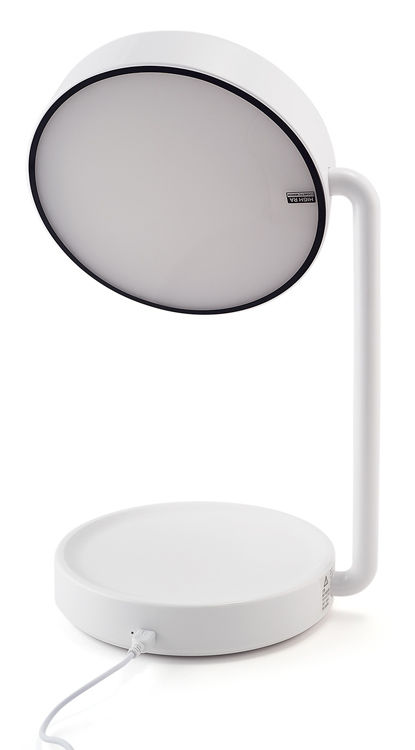 Зеркало LUCIA EL450,  белый