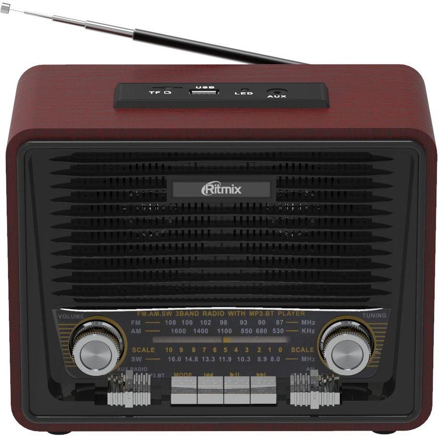 Радиоприемник RITMIX RPR-088,  черный
