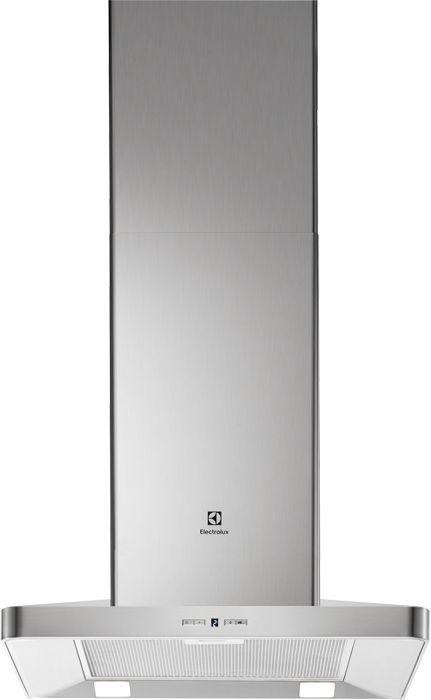 Вытяжка каминная Electrolux EFF60560OX нержавеющая сталь управление: кнопочное (1 мотор)