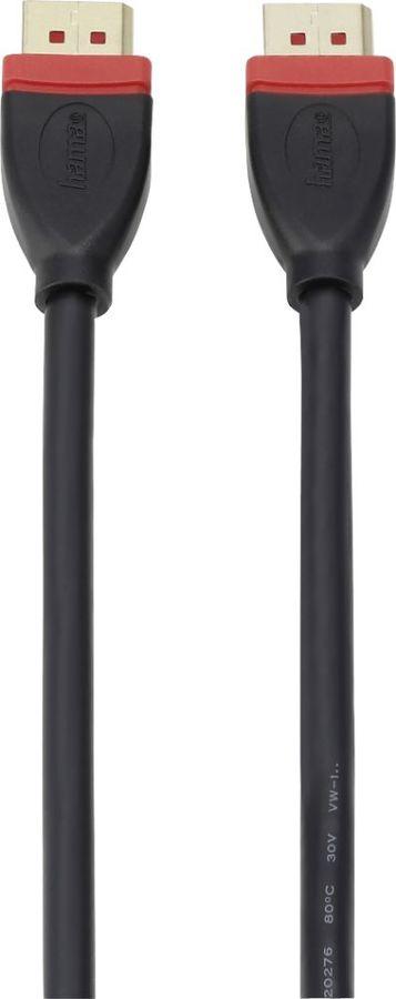 Кабель Display Port HAMA 8K ultra HD,  DisplayPort (m) -  DisplayPort (m),  GOLD ,  1.8м [00053777]
