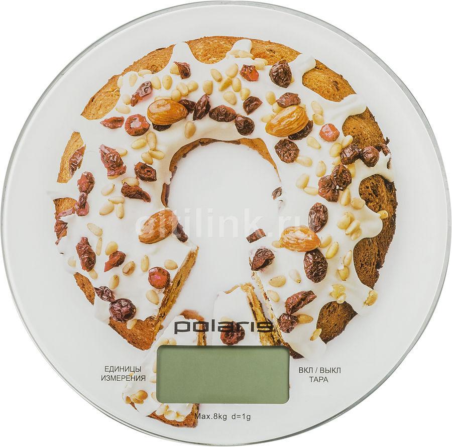 Весы кухонные POLARIS PKS 0855DG,  рисунок