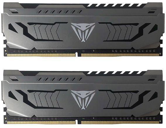 Модуль памяти PATRIOT Viper Steel PVS432G300C6K DDR4 -  2x 16Гб 3000, DIMM,  Ret
