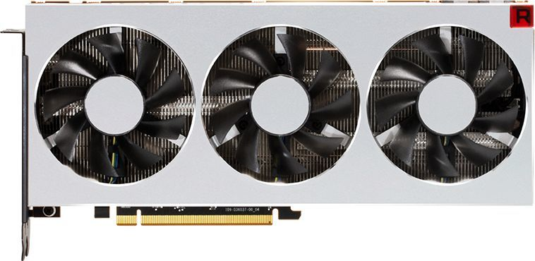 Видеокарта POWERCOLOR AMD  Radeon VII ,  AXVII 16GBHBM2-3DH,  16Гб, HBM2, Ret