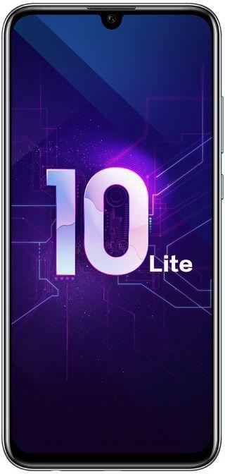 Смартфон HONOR 10 Lite 64Gb,  черный