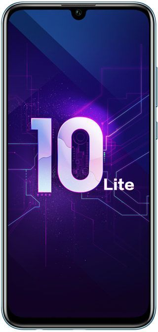 Смартфон HONOR 10 Lite 64Gb,  синий