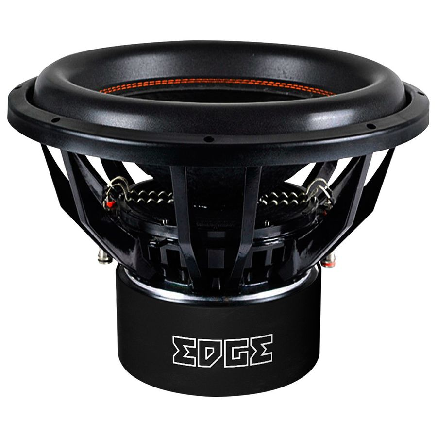 Сабвуфер автомобильный EDGE EDB12D2X-E7,  пассивный,  1800Вт